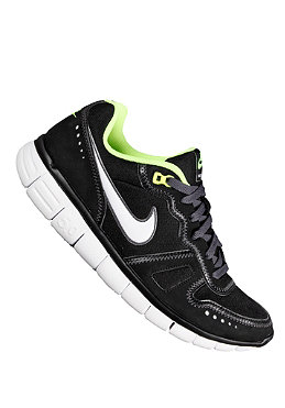 NIKE SPORTSWEAR Free Waffle AC black/white/volt