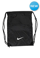 NIKE SPORTSWEAR Fundamentals Swoosh Gymsack black/black/white