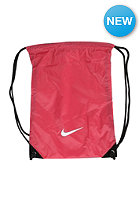 NIKE SPORTSWEAR Fundamentals Swoosh Gymsack pink clay/pink clay/white