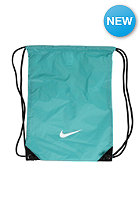 NIKE SPORTSWEAR Fundamentals Swoosh Gymsack sport turq/sport turq/white