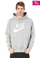 NIKE SPORTSWEAR Hbr Brushed Oth Hoody 3 dk grey heather/white