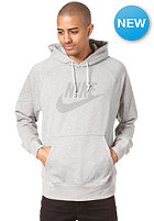 NIKE SPORTSWEAR HBR FT Washed Oth Hooded Sweat dk grey heather/medium grey