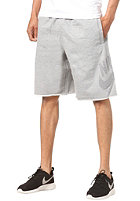 NIKE SPORTSWEAR HBR FT Washed Short dark grey heather/medium grey