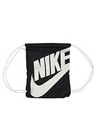 NIKE SPORTSWEAR Heritage Gymsack Bag black/black/(white)