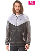 NIKE SPORTSWEAR Hyp Windrunner Jacket white/black/dark grey/black
