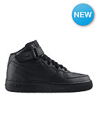 NIKE SPORTSWEAR Kids Air Force 1 Mid (GS) black/black