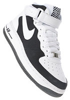 NIKE SPORTSWEAR Kids Air Force 1 Mid GS black/white