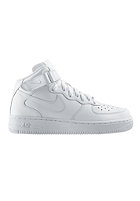 NIKE SPORTSWEAR Kids Air Force 1 Mid (Gs) white/white
