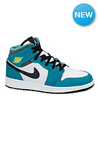 NIKE SPORTSWEAR Kids Air Jordan 1 Mid Gg white/volt ice-turbo green-blk