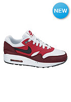NIKE SPORTSWEAR Kids Air Max 1 (GS) white/blk-unvrsty rd-drk tm rd