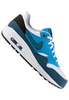 NIKE SPORTSWEAR Kids Air Max 1 GS white/night factor-vivid blue