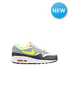 NIKE SPORTSWEAR Kids Air Max 1 GS white/volt-ttl orange-drk gry