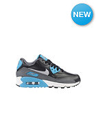 NIKE SPORTSWEAR Kids Air Max 90 GS black/wolf grey-drk gry-bl lgn