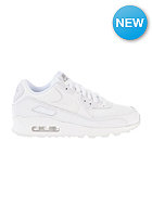 NIKE SPORTSWEAR Kids Air Max 90 GS white/wolf grey