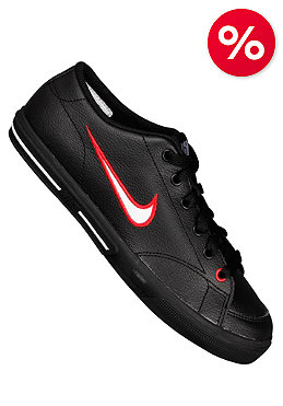 NIKE SPORTSWEAR Kids Capri Leather black/white/action red