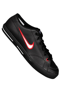 NIKE SPORTSWEAR KIDS/ Capri Leather black/white/action red