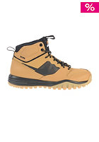 Kids Dual Fusion Hills Mid GS haystack/black-gum yellow