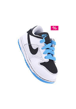 NIKE SPORTSWEAR Kids Dunk Low TD white/black