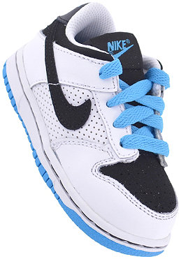 NIKE SPORTSWEAR KIDS/ Dunk Low TD white/black