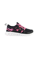 NIKE SPORTSWEAR Kids Free Run 2 GS black/pink pow-white