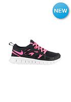 NIKE SPORTSWEAR Kids Free Run 2 GS black/pink pow-white