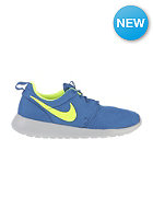 NIKE SPORTSWEAR Kids Rosherun GS gym blue/volt-wolf grey