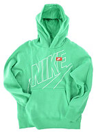 NIKE SPORTSWEAR Kids YA 76 Explode Futur BF OTH Hooded Sweat gamma green