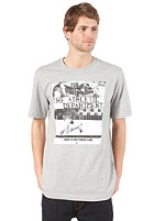 NIKE SPORTSWEAR Photo Retro S/S T-Shirt dark grey heather/dark grey heather