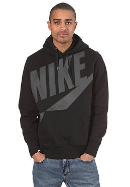 NIKE SPORTSWEAR PL Brushed OTH 1 Hooded Sweat black