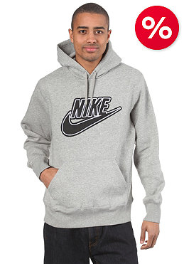 NIKE SPORTSWEAR PL Brushed OTH 2 Hooded Sweat dark grey heather