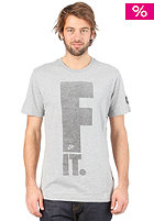 NIKE SPORTSWEAR Regional Fff Fit Tee dk grey heather/dk grey heather