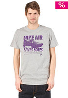 NIKE SPORTSWEAR RU Air Max 2 S/S T-Shirt dark grey heather