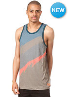 NIKE SPORTSWEAR RU Lightning Fast Tank Top orewood br htr/midnight turq
