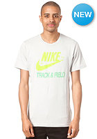 NIKE SPORTSWEAR RU NTF Brand S/S T-Shirt strata grey/poison green