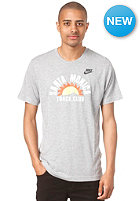 NIKE SPORTSWEAR RU Santa Monica Track Club S/S T-Shirt dk grey heather