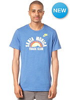 NIKE SPORTSWEAR RU Santa Monica Track Club S/S T-Shirt lt game ryl htr