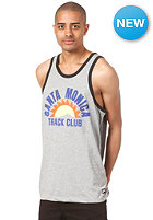 NIKE SPORTSWEAR RU Santa Monica Track Club Tank Top dk grey heather/charcoal heathr/black