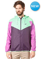 NIKE SPORTSWEAR RU Summer Super Runner Jacket grand purple/poison green/laser purple
