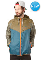 NIKE SPORTSWEAR RU Summer Super Runner Jacket midnight turq/squadron green/tarp green