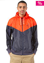 NIKE SPORTSWEAR Ru Vintage Windrunner Jacket obsidian/team orange