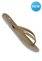 NIKE SPORTSWEAR Solarsoft Thong II bamboo/white-base grey