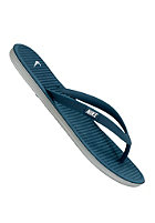 NIKE SPORTSWEAR Solarsoft Thong II night factor/white-base grey