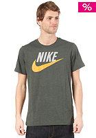 NIKE SPORTSWEAR Sportswear Icon Tee newsprint htr/medium grey