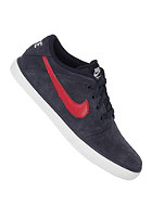 NIKE SPORTSWEAR Suketo Leather dark obsidian/gym red-smmt wht