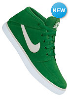 NIKE SPORTSWEAR Suketo Mid Leather pine green/gamma grey/white