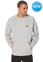 NIKE SPORTSWEAR Tech Fleece dk grey heather/medium grey/black