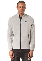 NIKE SPORTSWEAR Tech Fleece N98 Jacket dk grey heather/medium grey/black
