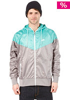 NIKE SPORTSWEAR The Windrunner Hooded Jacket sport grey/atomic teal/sail