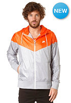 NIKE SPORTSWEAR The Windrunner Jacket stadium grey/electro orange/sail
