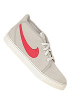 NIKE SPORTSWEAR Toki Vintage stone grey/gym red-sail